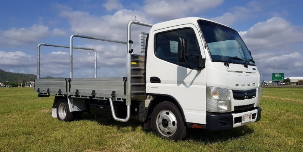Choosing a Used Truck without Damage